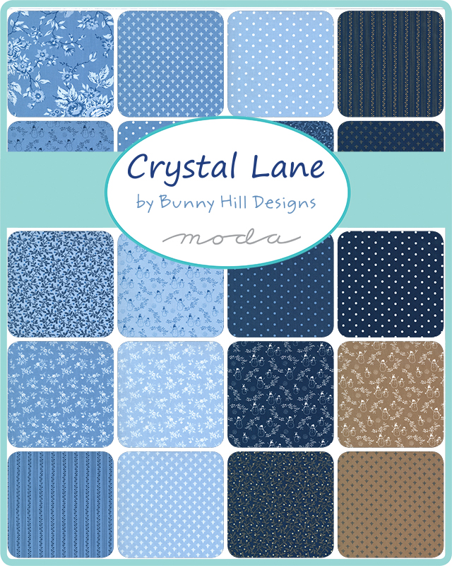Crystal Lane by Bunny Hill Designs