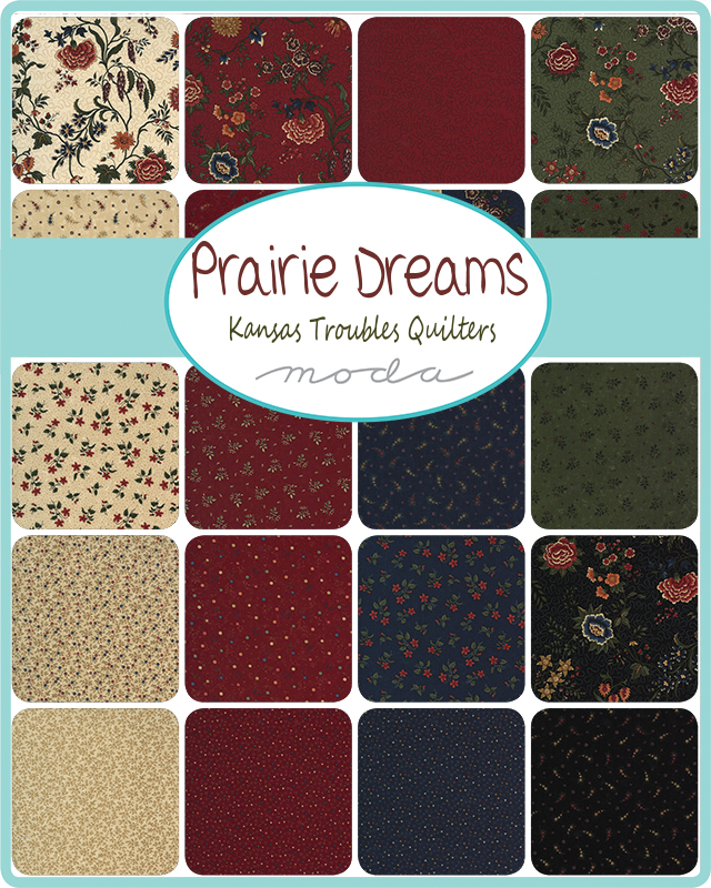Prairie Dreams by Kansas Troubles Quilters